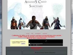 Assassin's Creed The Sanctuary