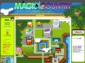Magic Country - jeu gratuit de magie