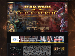 Détails : Star Wars : Untold Stories