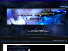 Mass Effect Legacy RPG