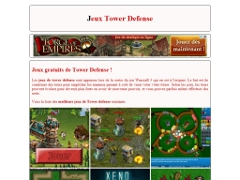 Détails : Jeux Tower Defense
